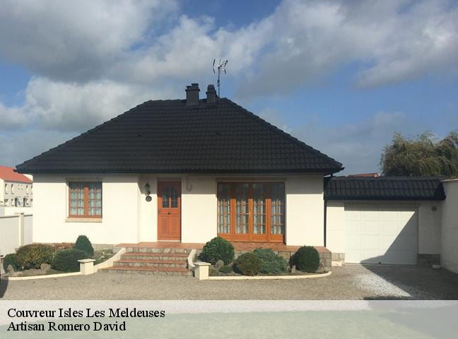 Couvreur  isles-les-meldeuses-77440